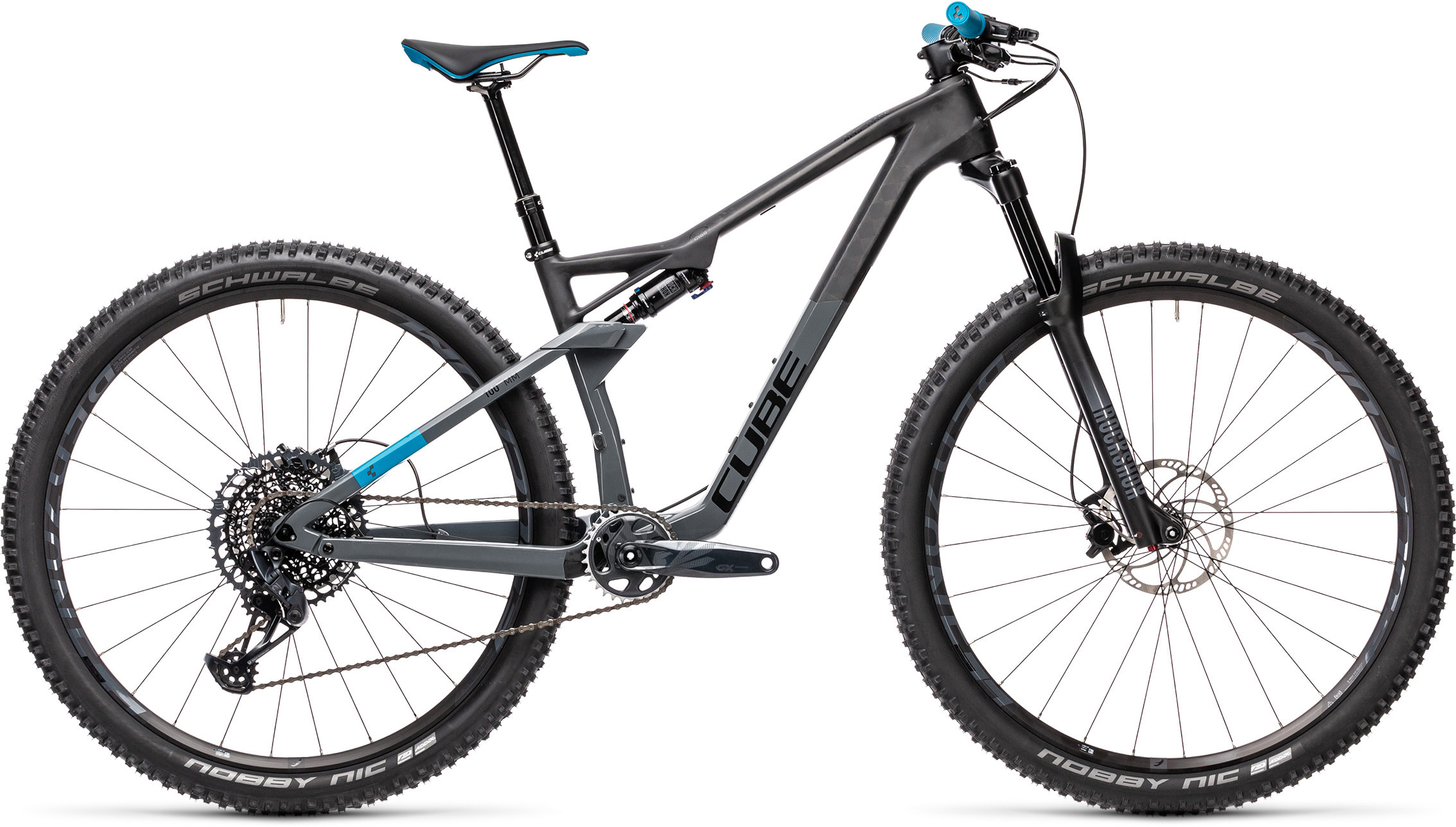 AMS 100 C:68 Race 29 carbon´n´blue | Bouticycle