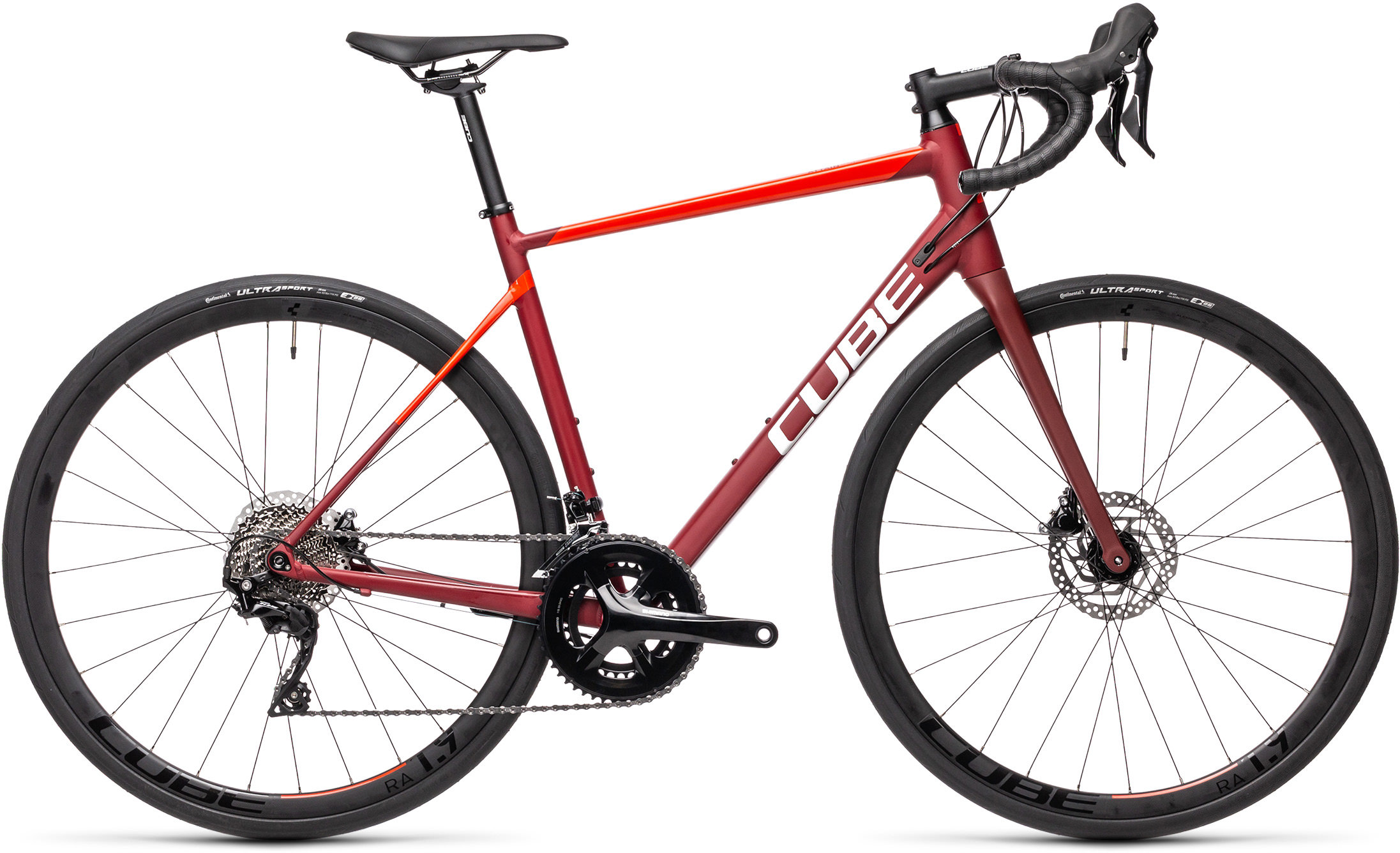 Attain SL red´n´red | Bouticycle