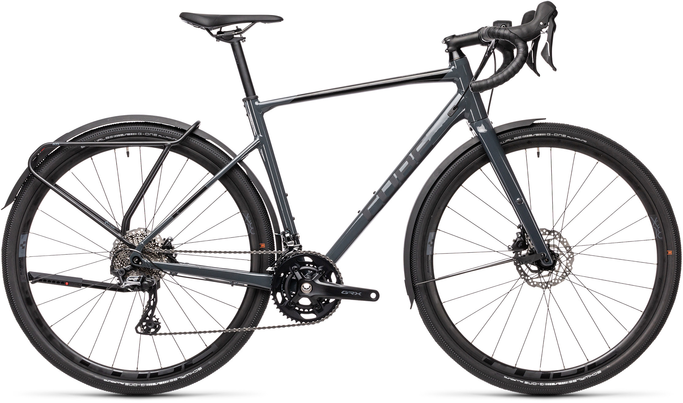 Nuroad Race FE grey´n´black | Bouticycle