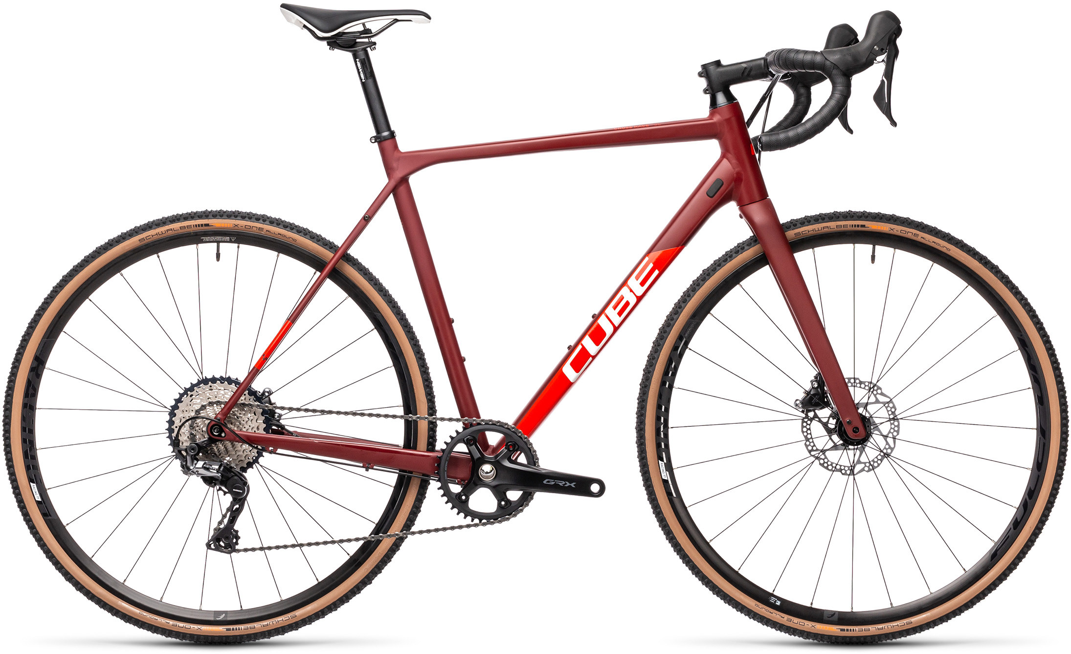 Cross Race SL red´n´red | Vélo Station