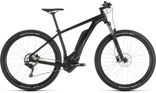 Cube Reaction Hybrid Pro 500 black edition - 2019