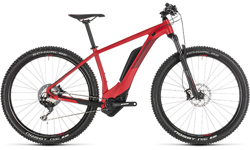 Cube Reaction Hybrid Race 500 red´n´red - 2019