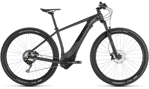 Cube Reaction Hybrid SL 500 iridium´n´black - 2019
