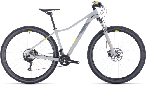 Cube Access WS Race grey´n´lime - 2020