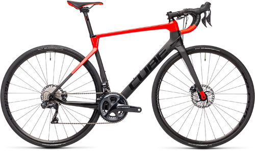 Cube Agree C:62 SL carbon´n´red - 2021
