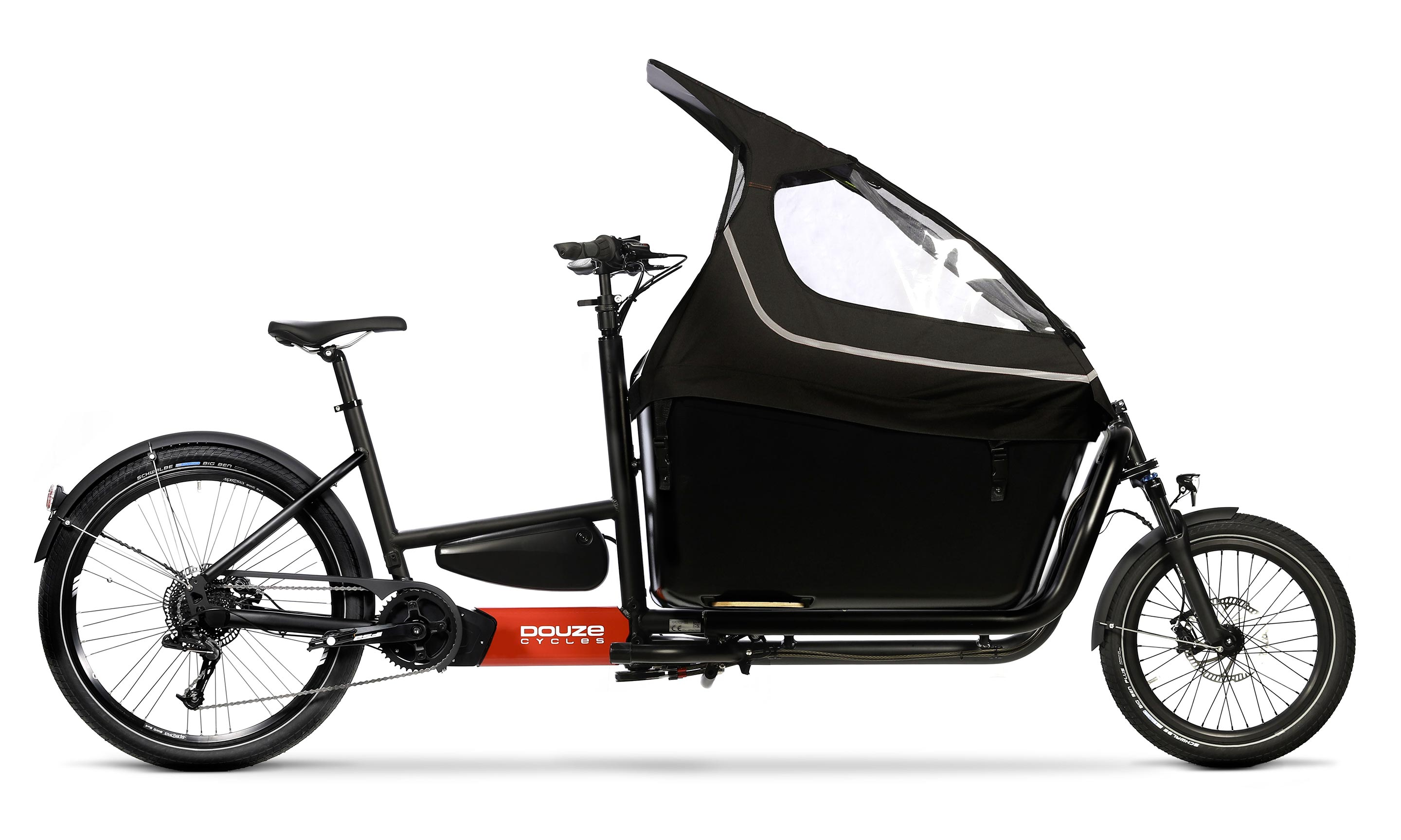 G4 Black Box | Bouticycle