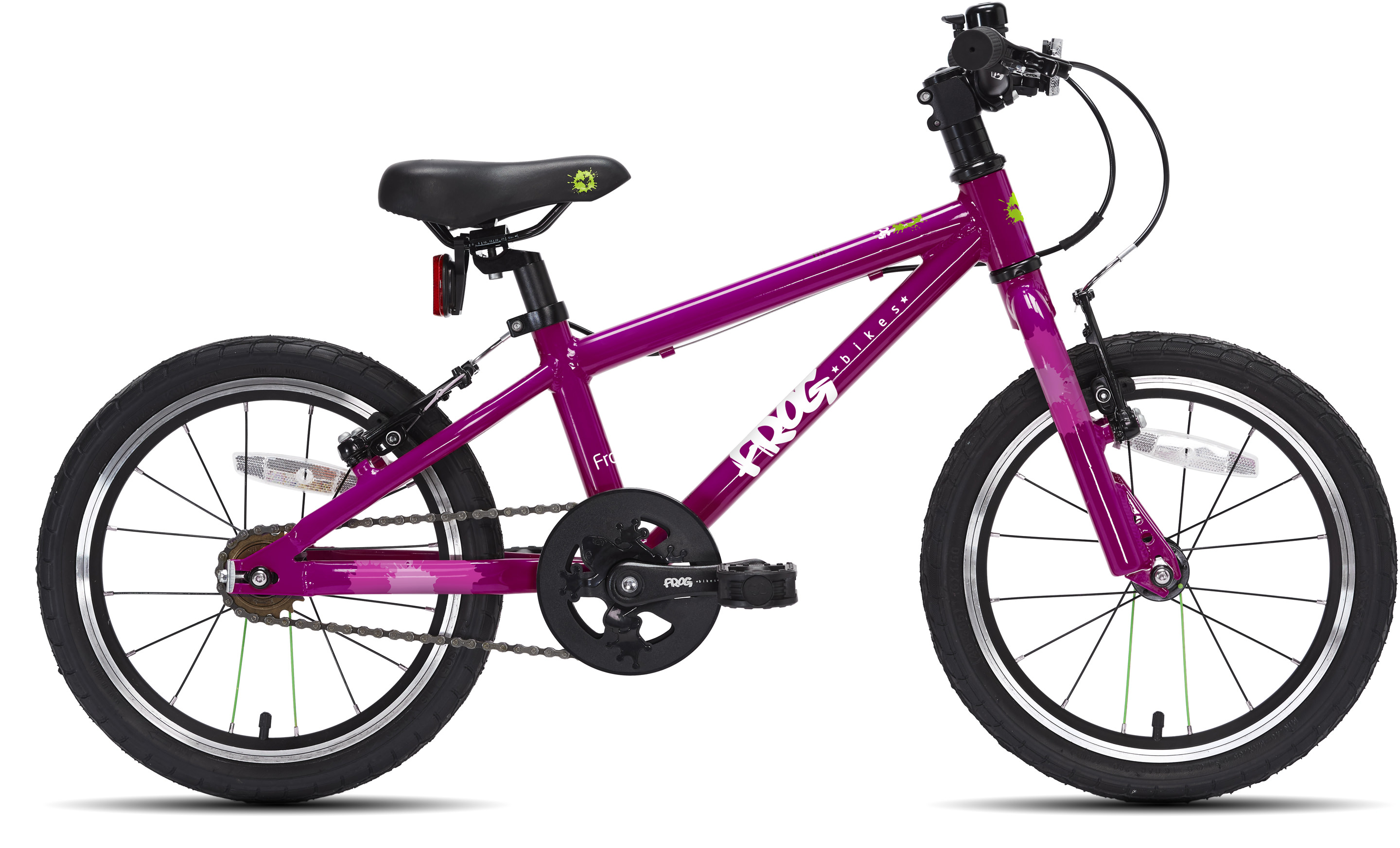 Frog  48 Pink | Culture Vélo