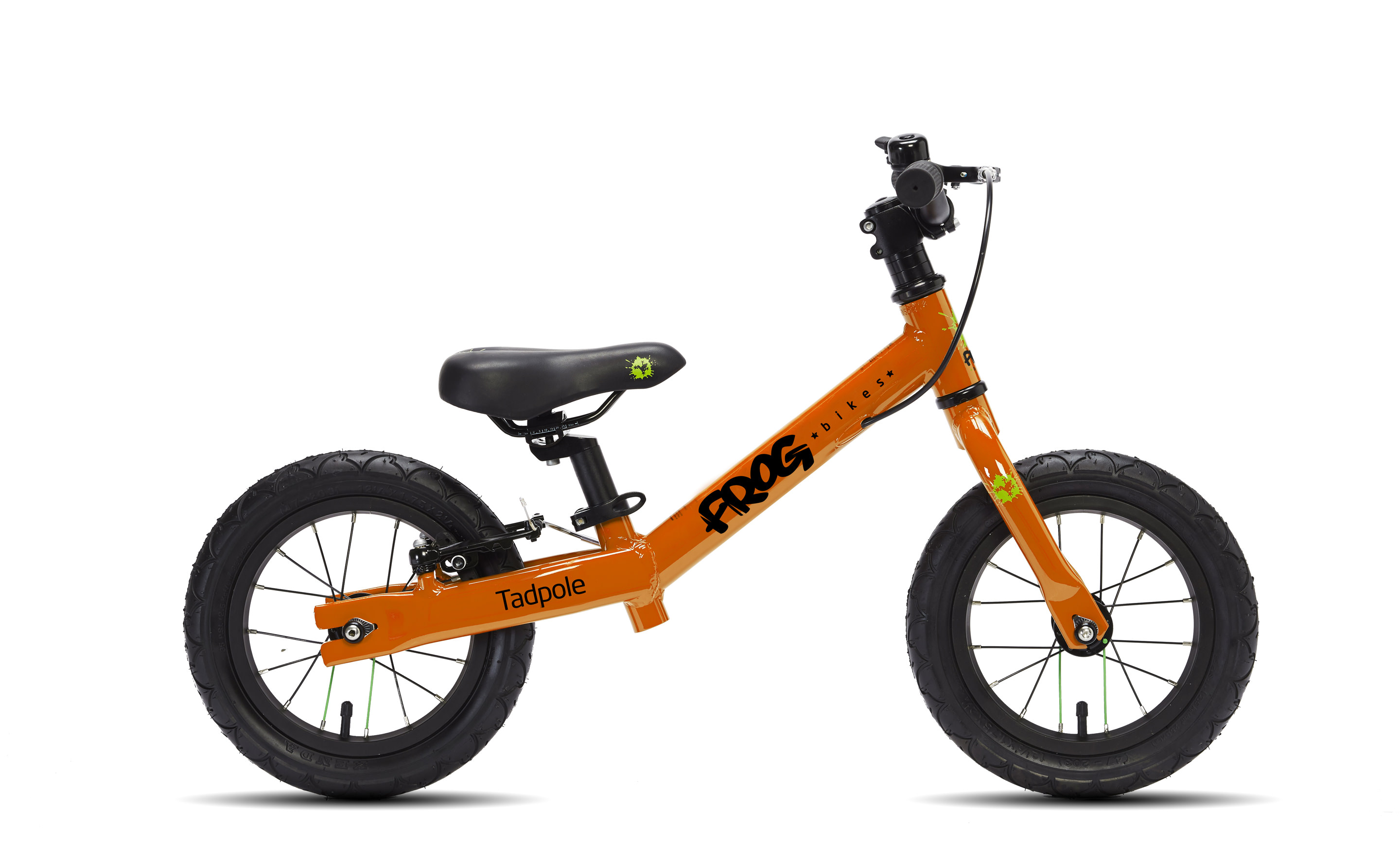 Tadpole Orange | Bouticycle