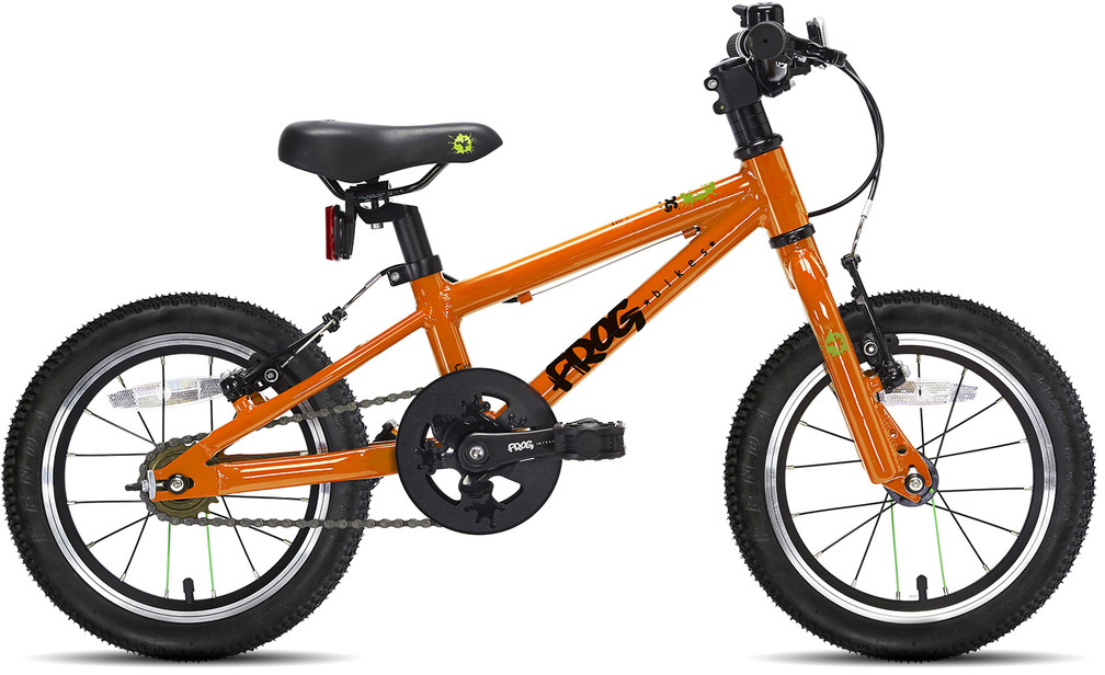Frog 40 Orange | Bouticycle