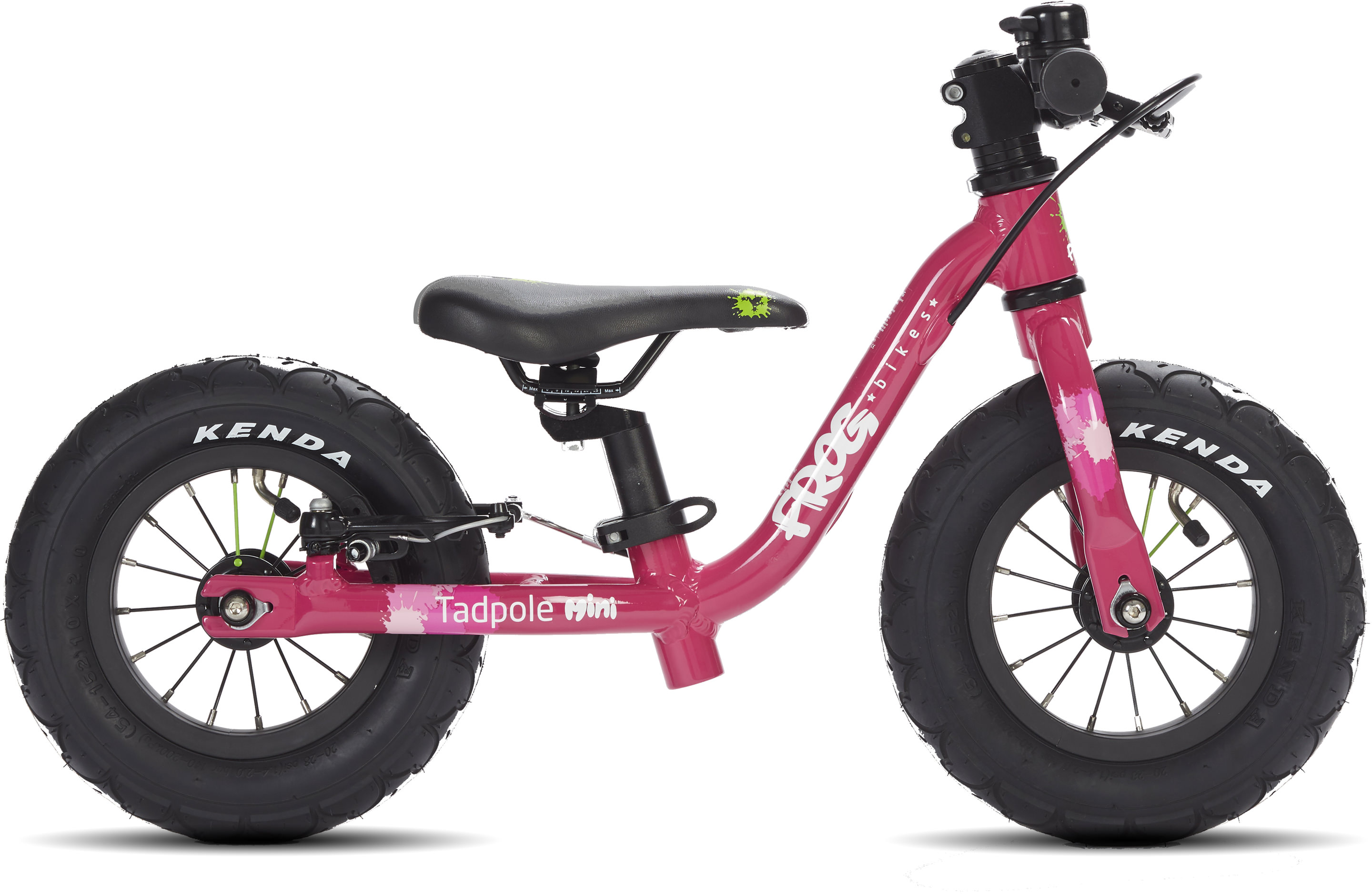 Tadpole Mini Rose | Culture Vélo