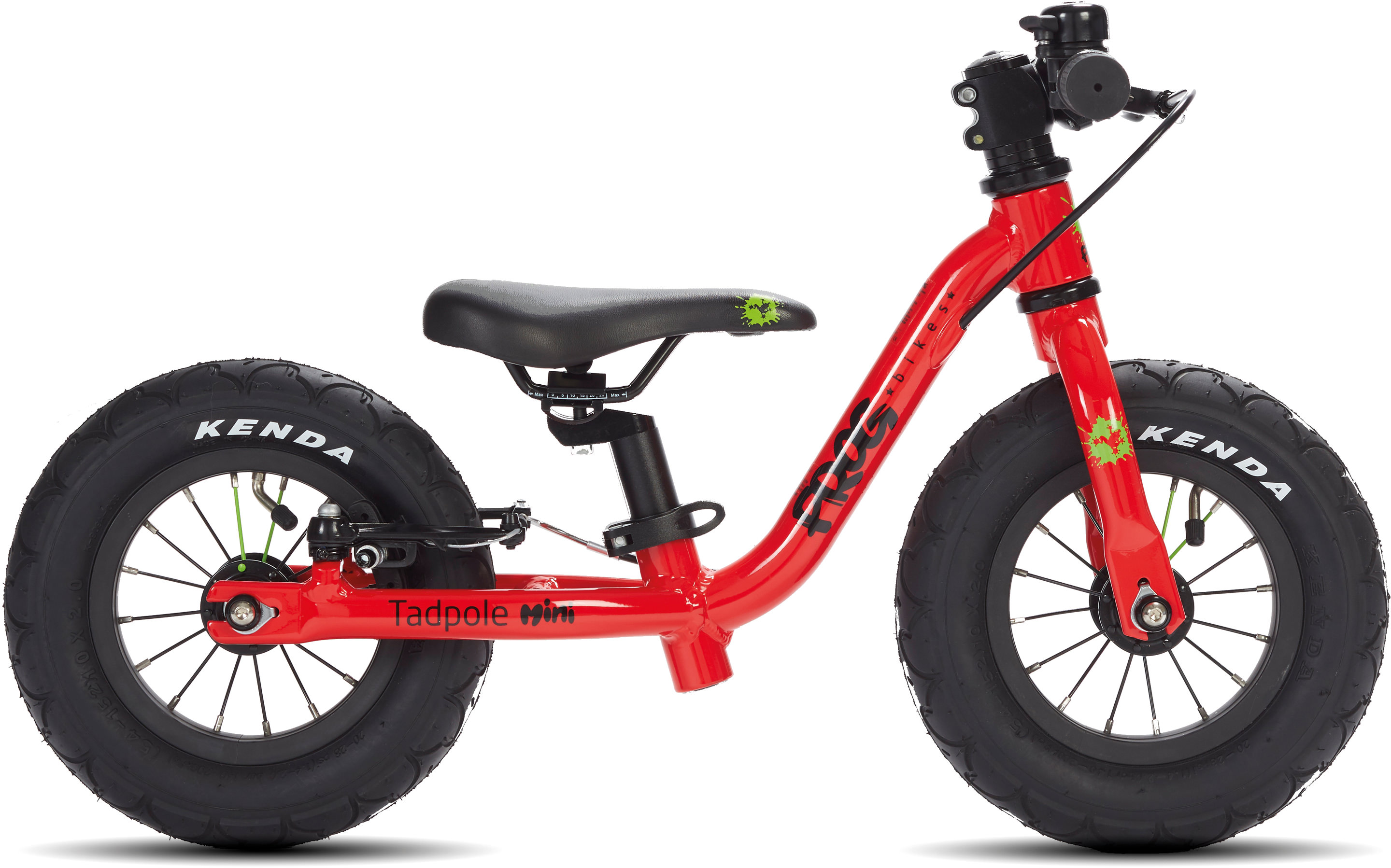 Tadpole Mini Rouge | Bouticycle