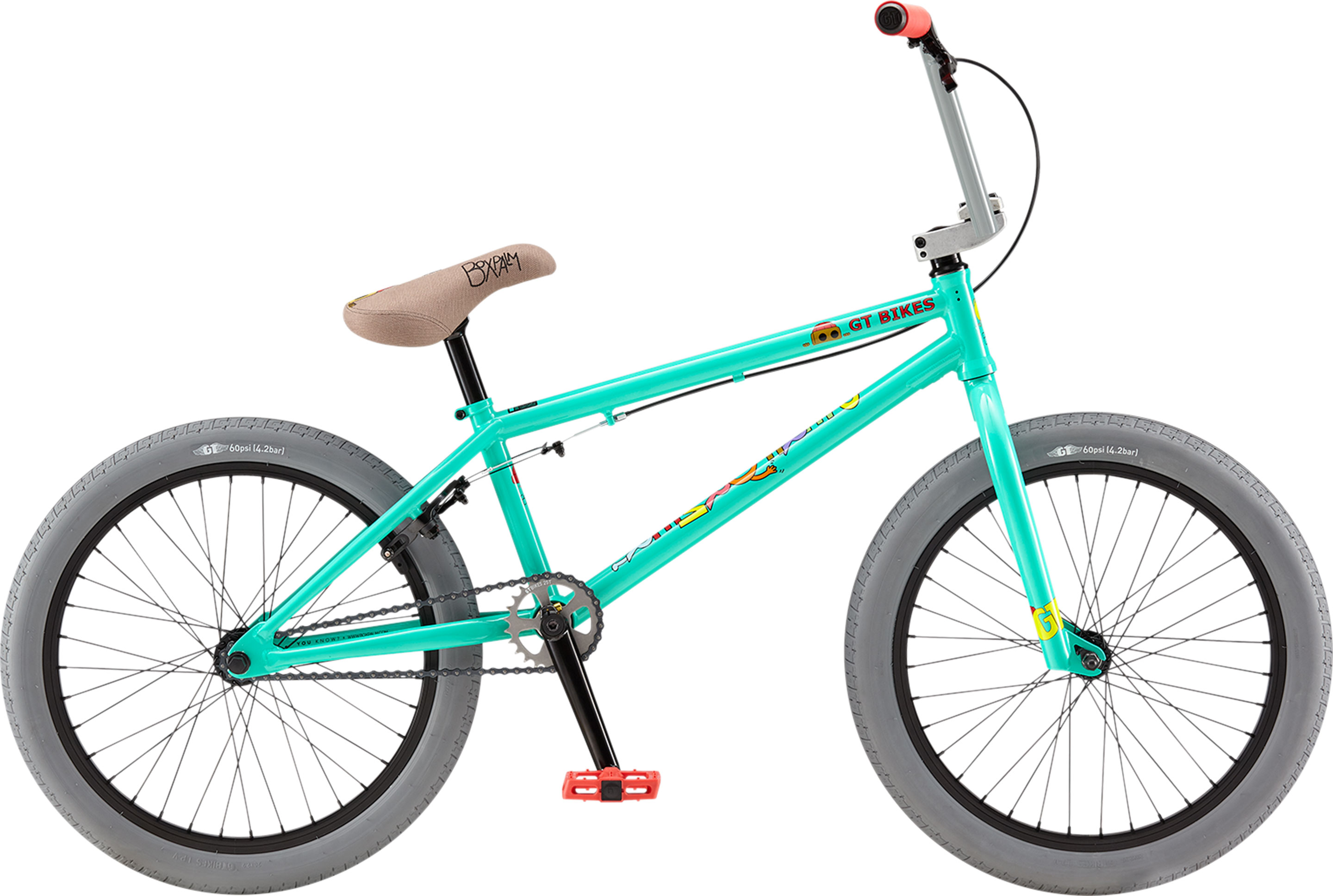 PERFORMER 20.5'' PITCH GREEN | Culture Vélo