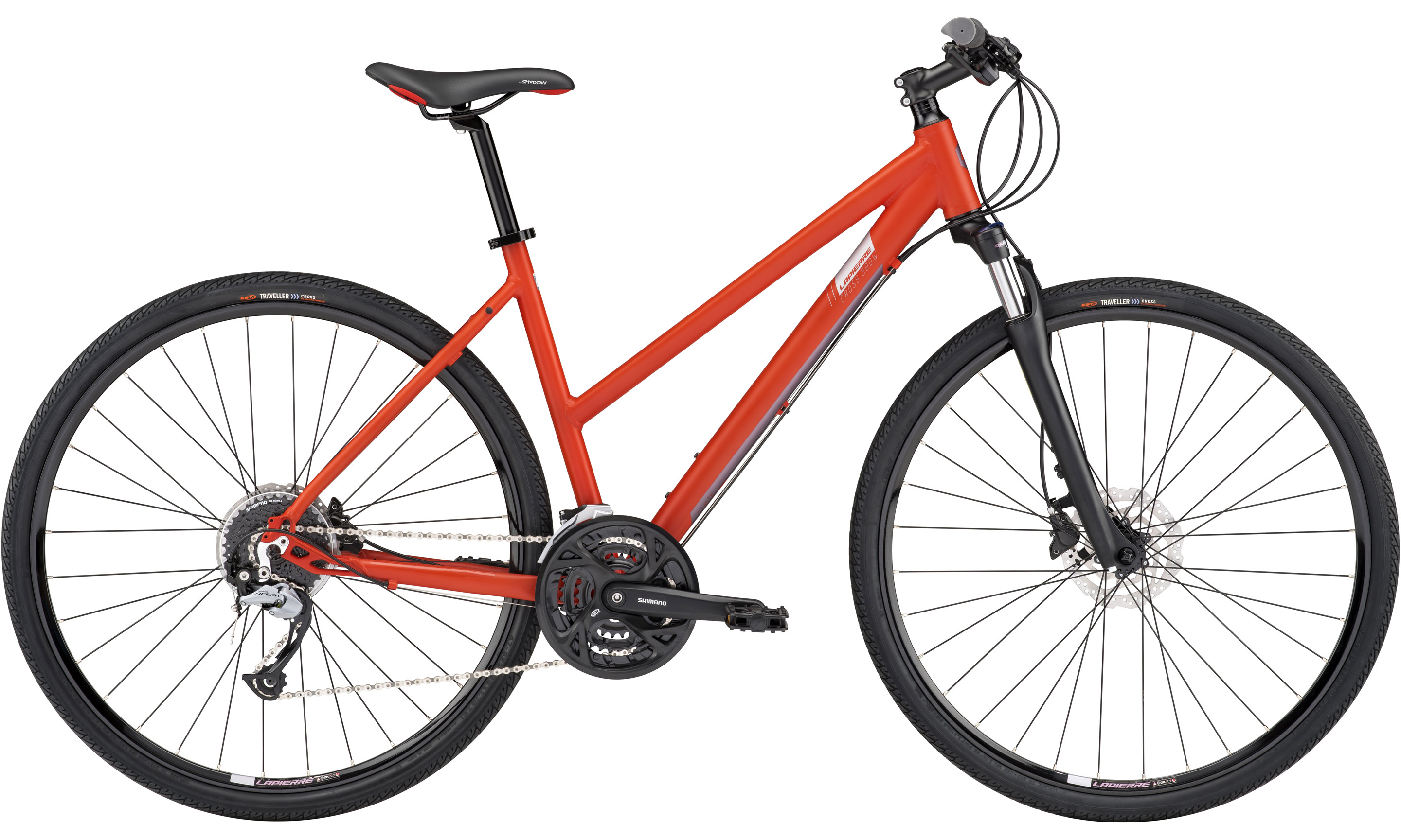 CROSS 300 W DISC | Culture Vélo