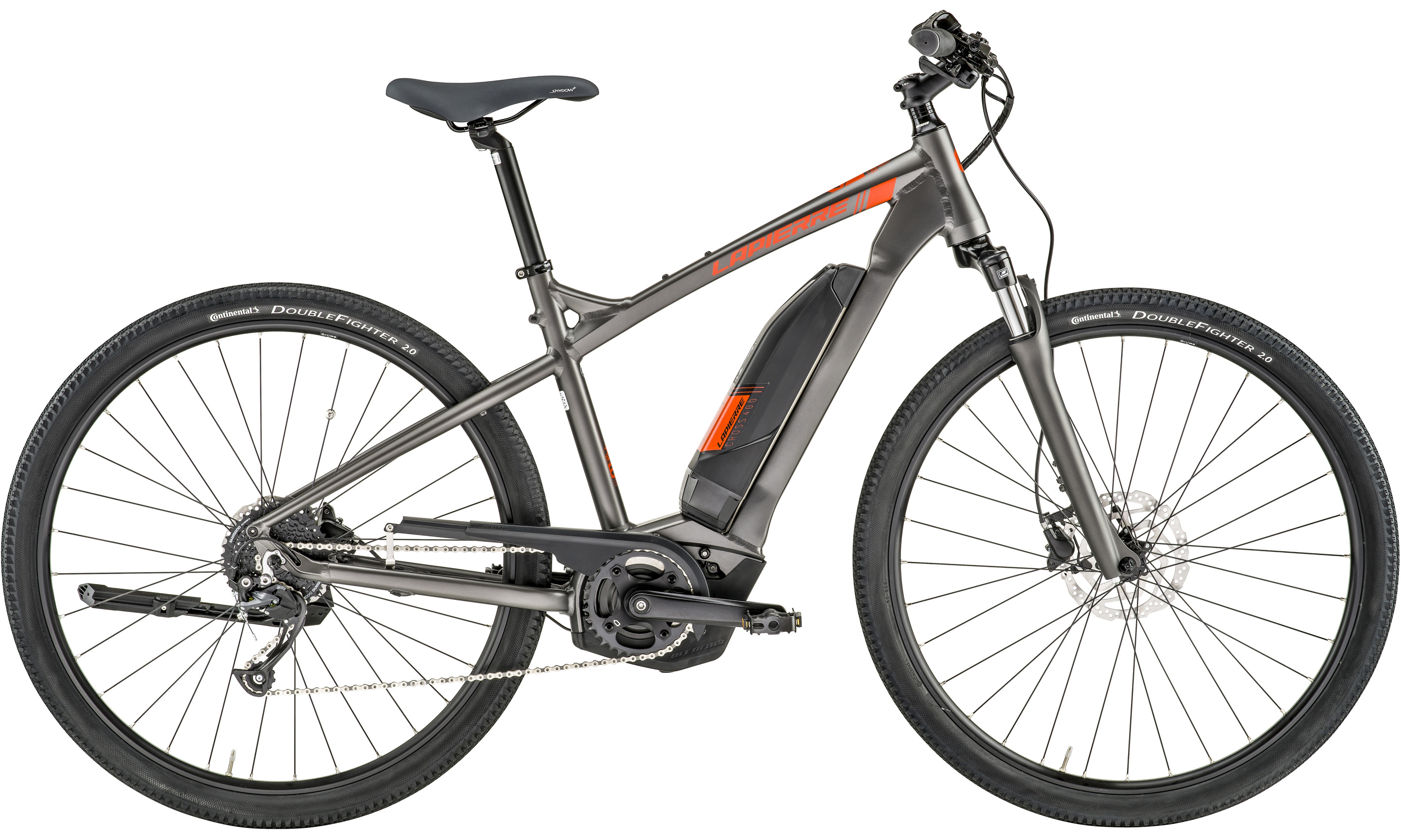 OVERVOLT CROSS 400 500wh | Culture Vélo