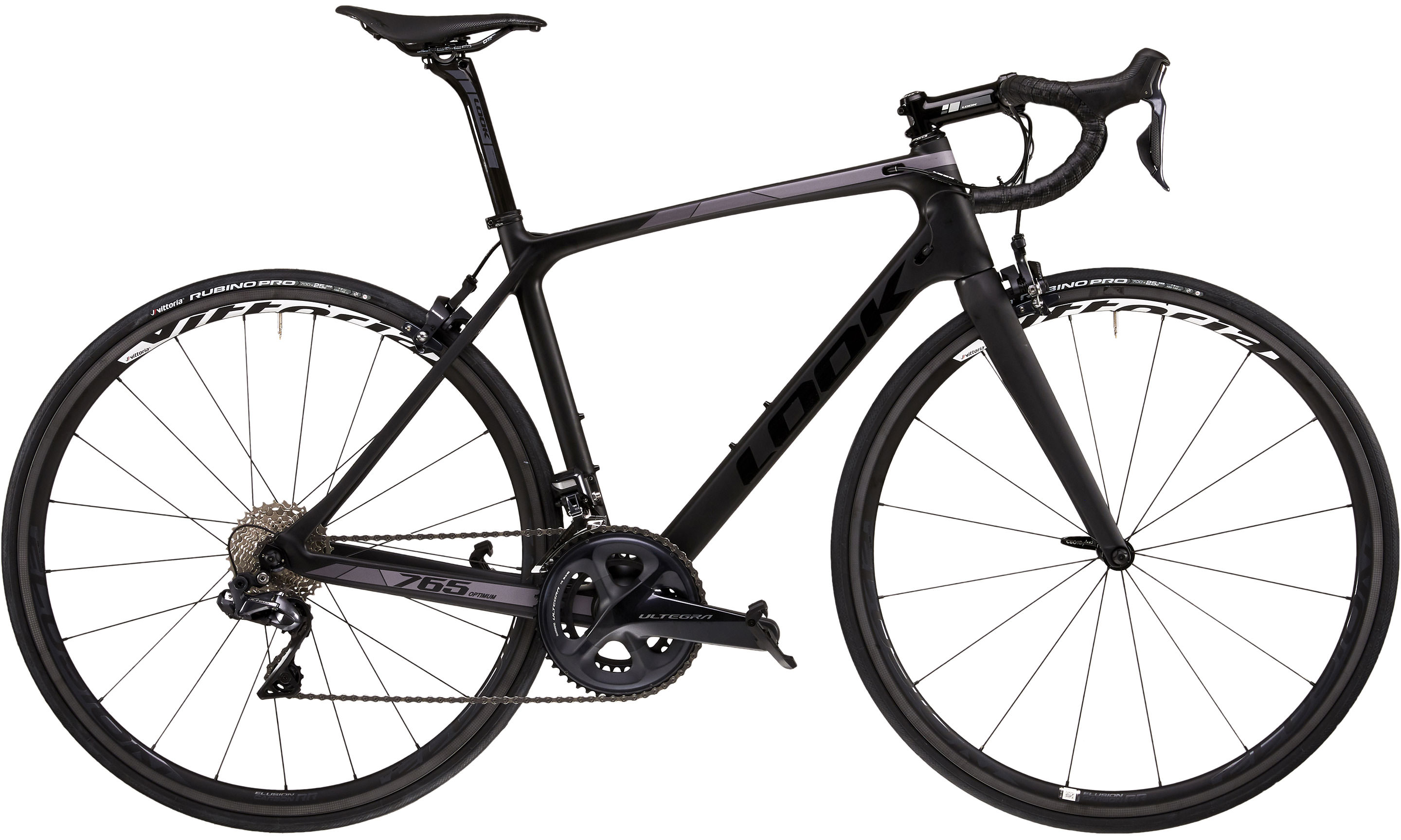765 OPTIMUM BLACK GLOSSY MAT | Culture Vélo