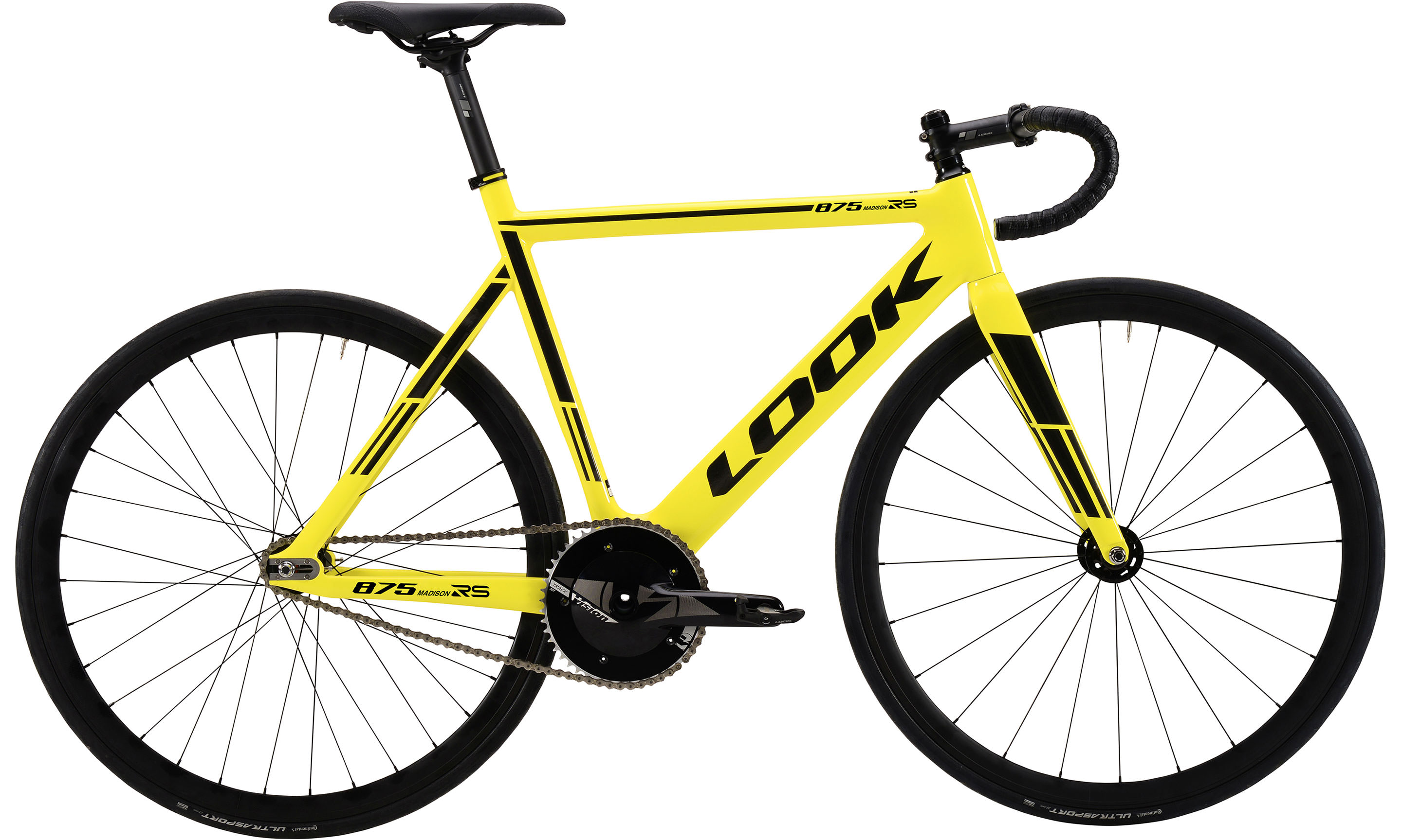 875 MADISON RS YELLOW GLOSSY | Culture Vélo