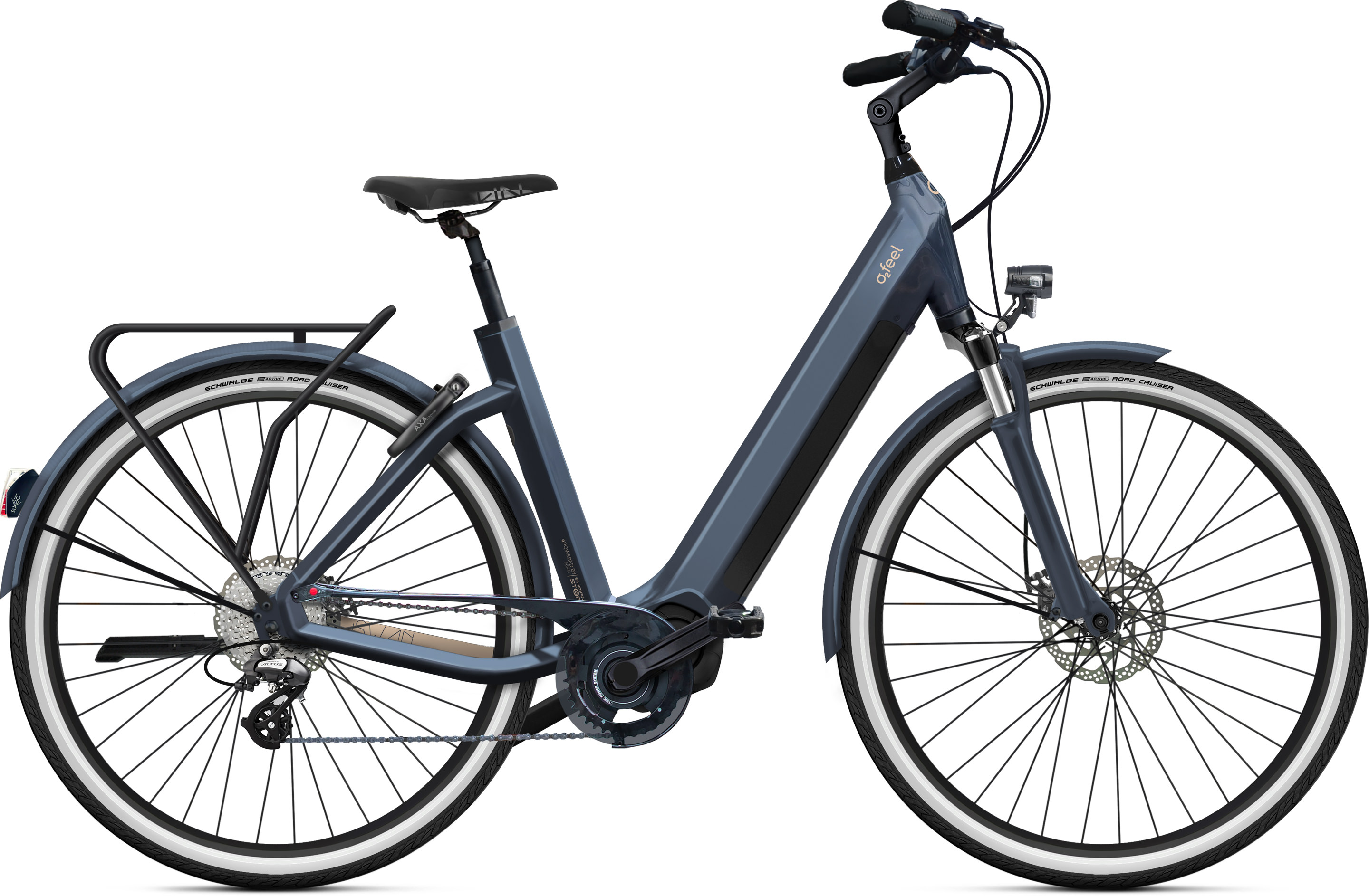 iSwan City Boost 6.1 | Vélo Station