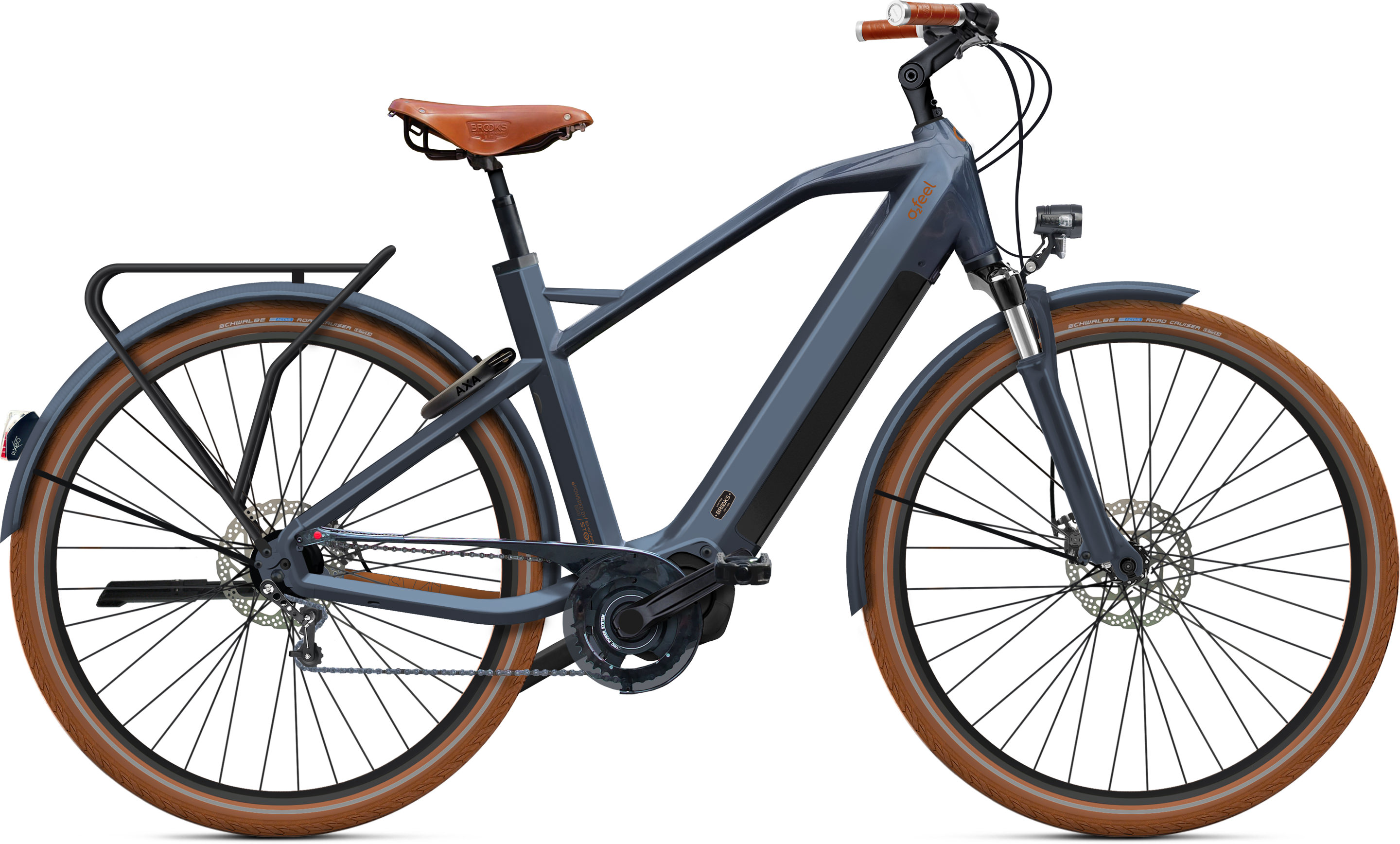 iSwan Urban Brooks Limited | Vélo Station