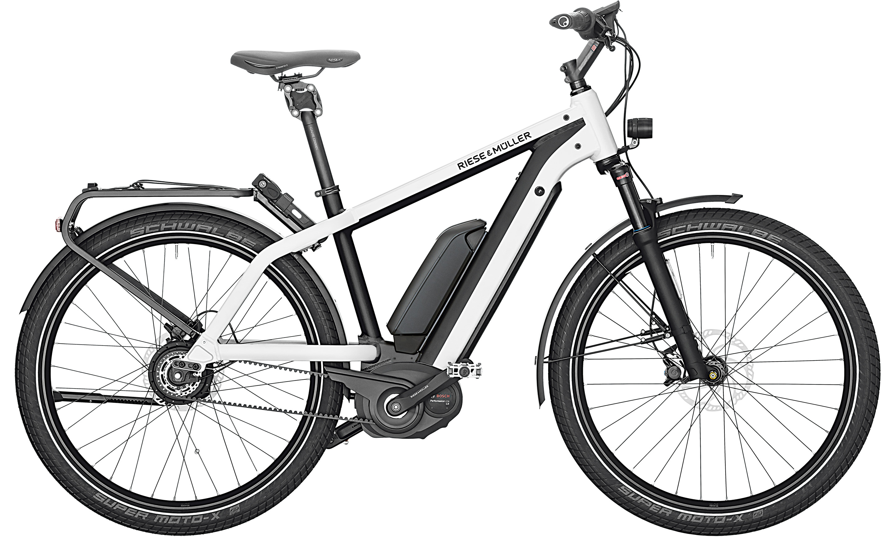 Charger Mixte GH vario | Bouticycle