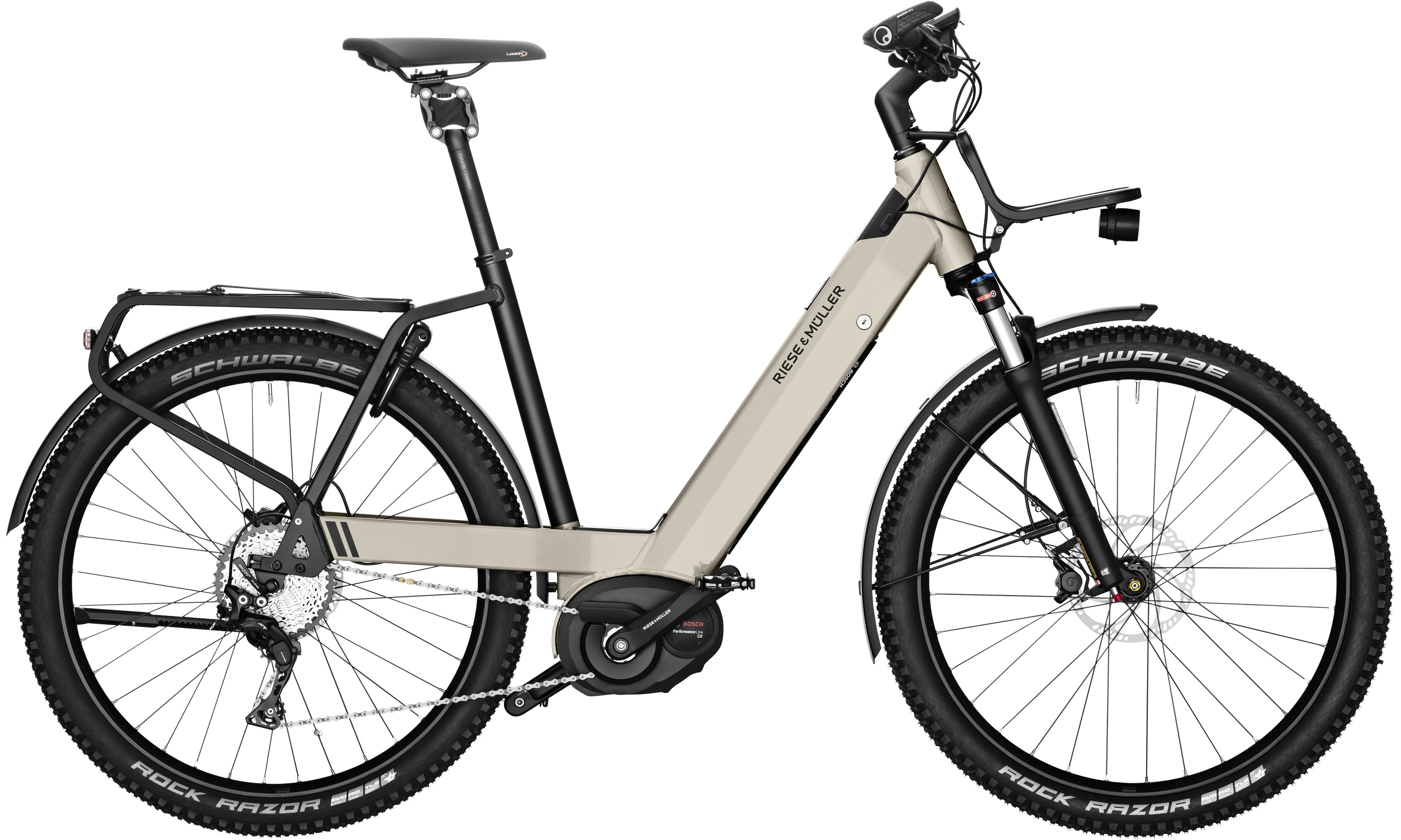 Nevo GX touring | Bouticycle
