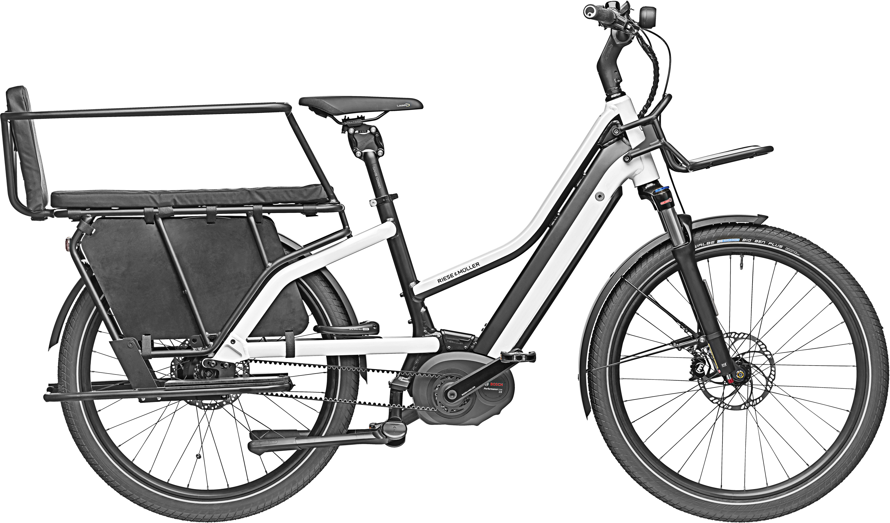 Multicharger GT Touring | Bouticycle