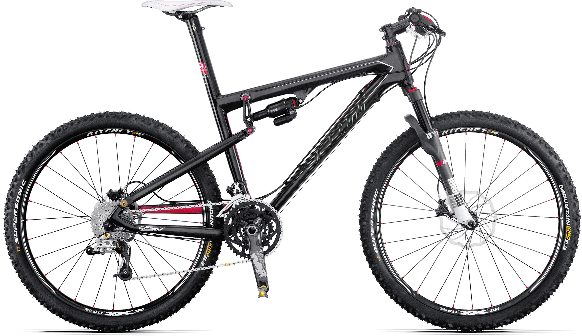 462eaf8bf37 Scott Spark Limited - Cross country | Culture Vélo