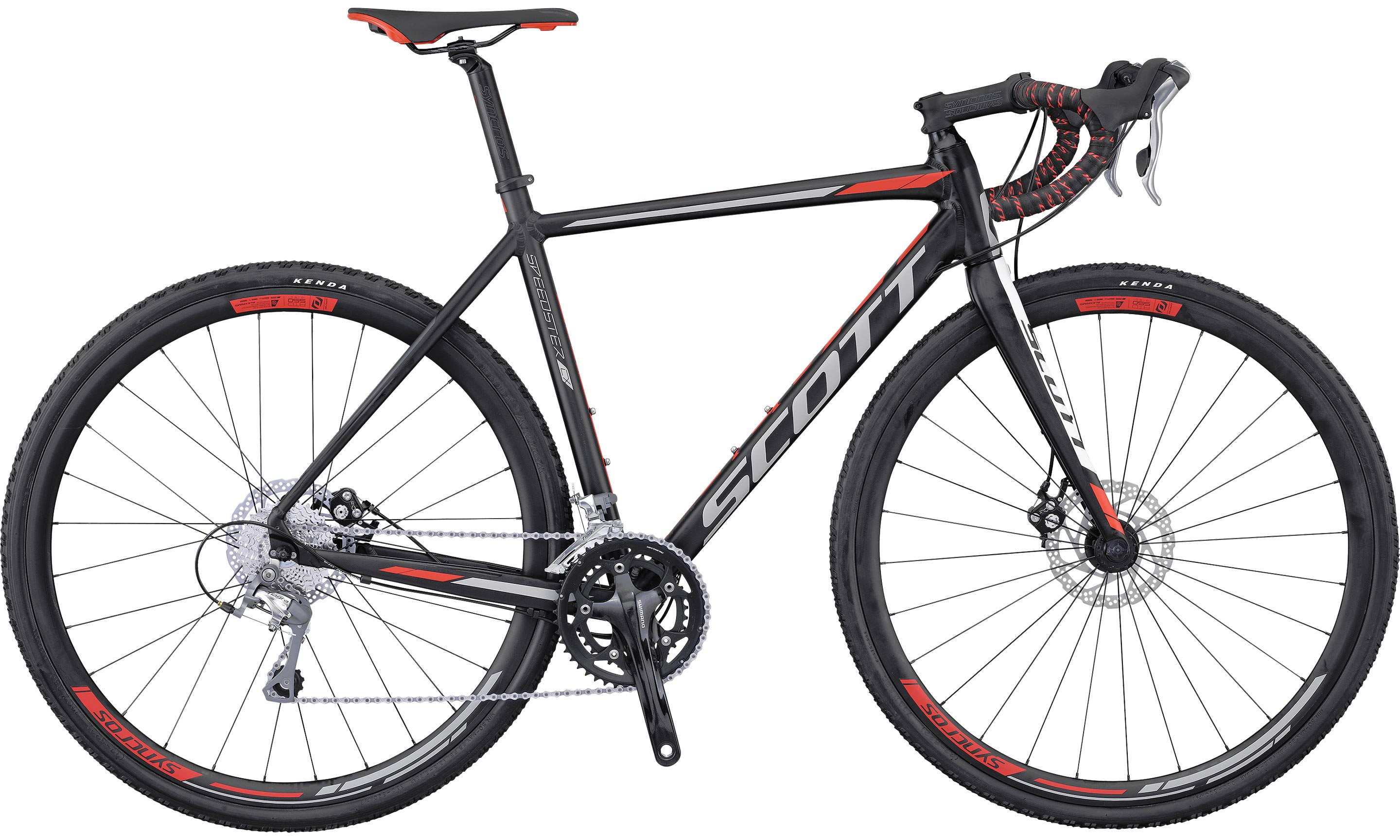 Scott Speedster CX 20 Disc - 2016 - Vélos Route | Culture Vélo