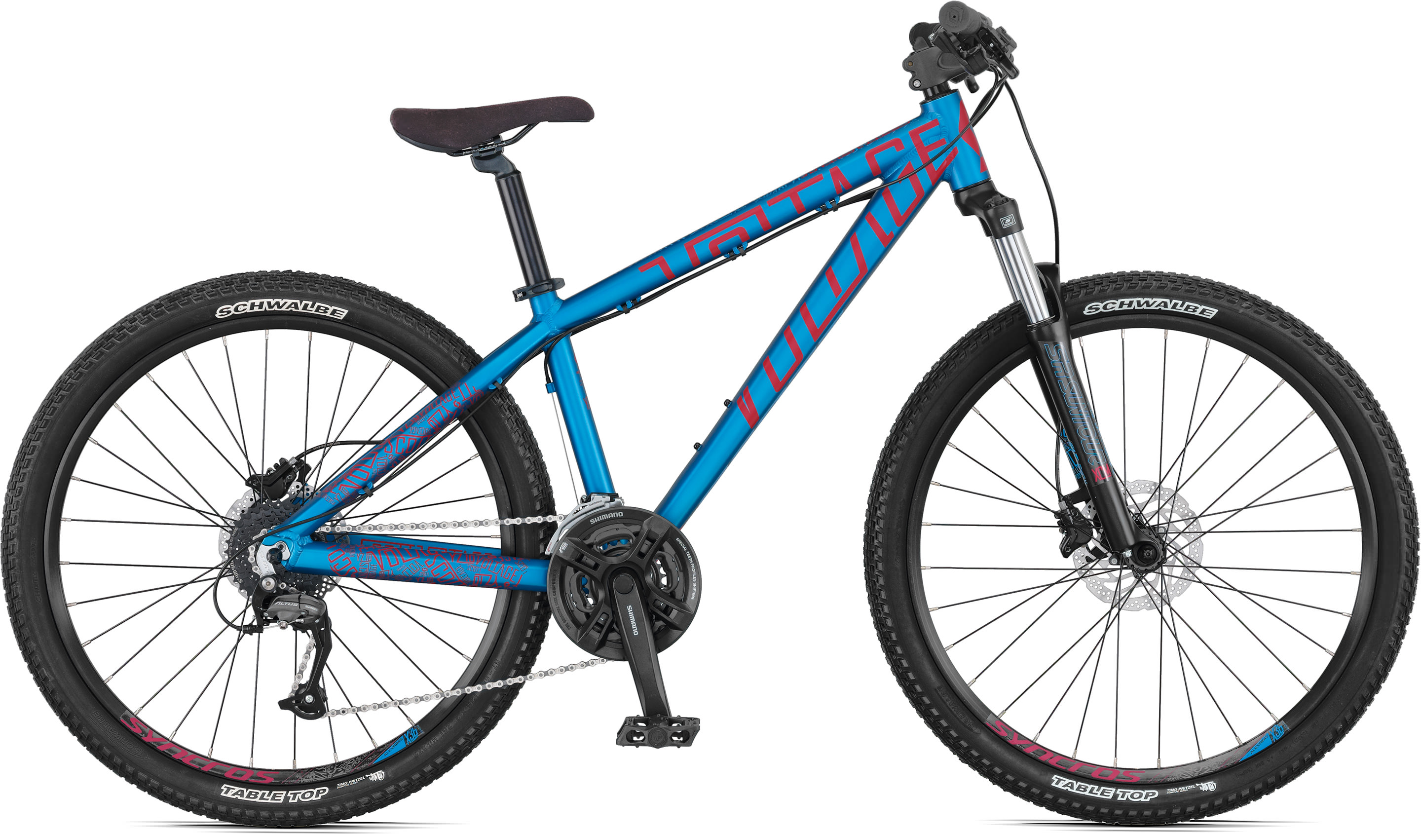 Voltage YZ 20 blue | Culture Vélo