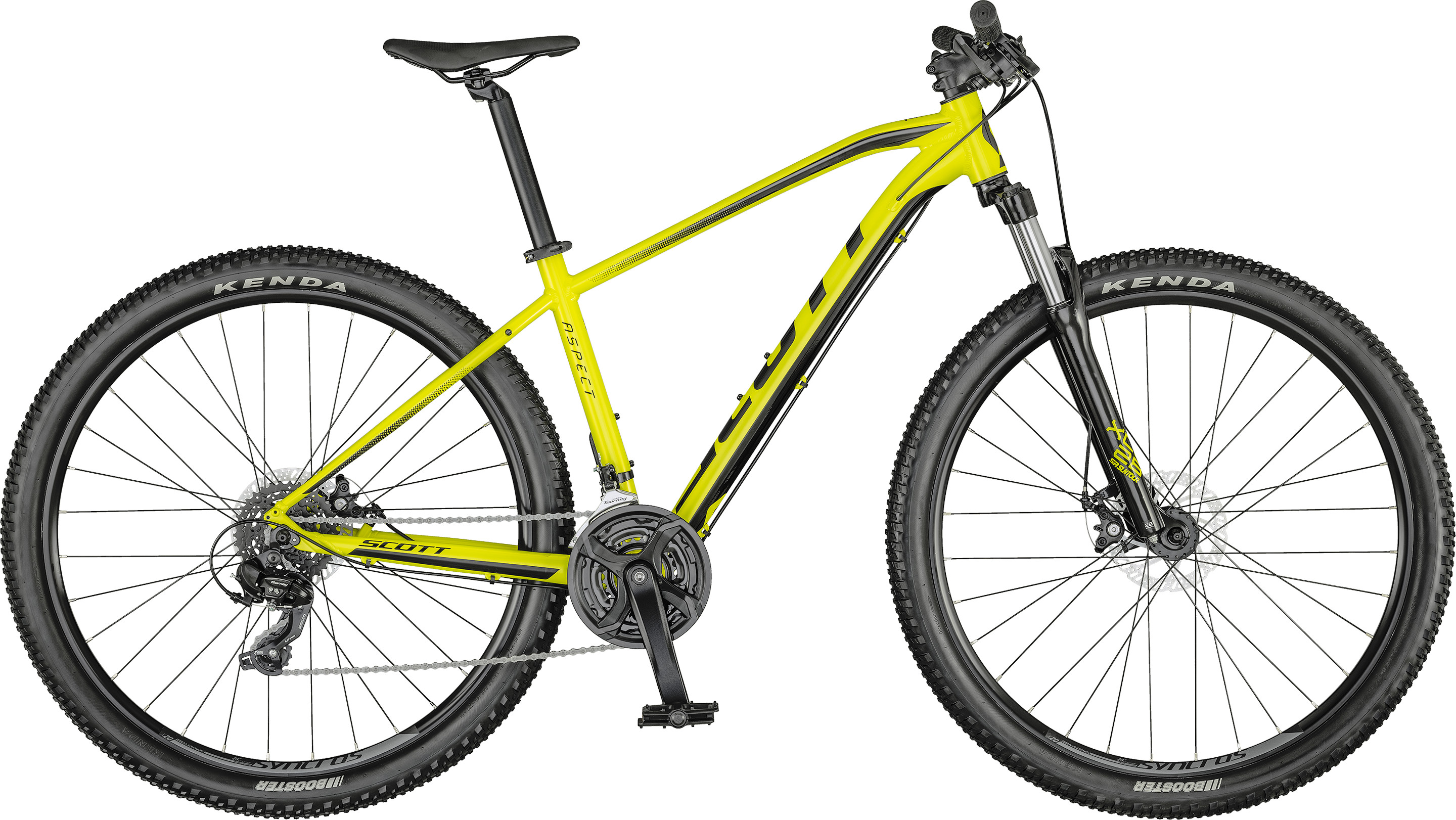 Aspect 970 yellow | Culture Vélo