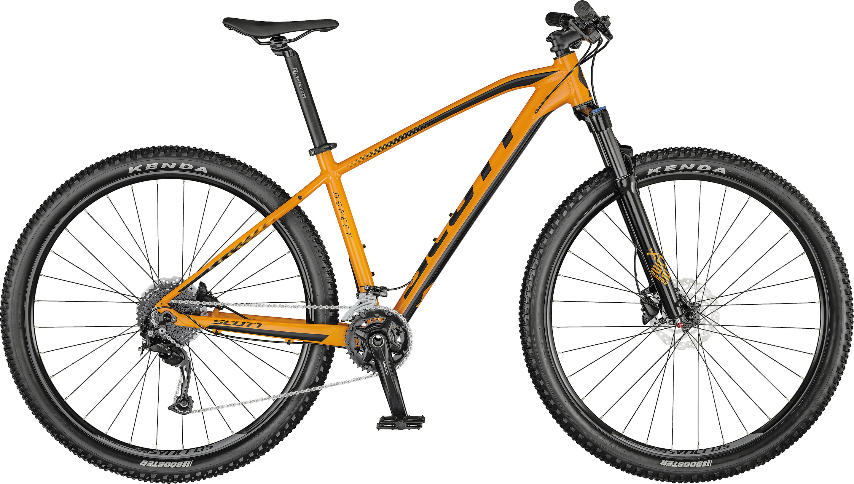 Aspect 740 orange | Culture Vélo