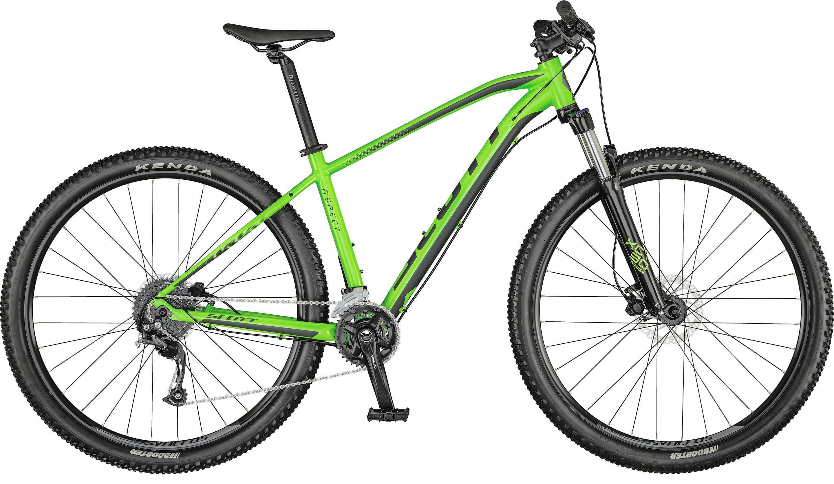 Aspect 750 smith green | Culture Vélo