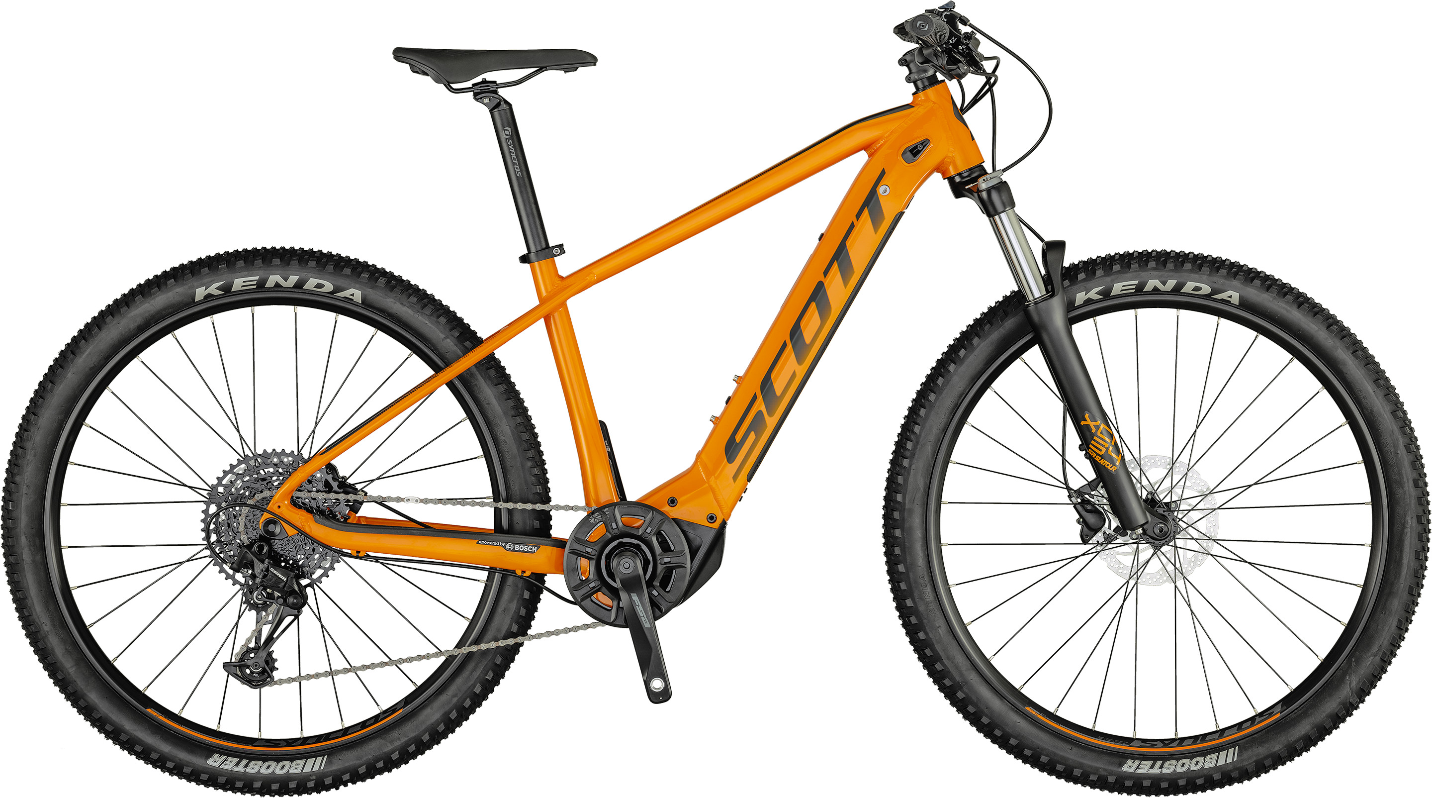 Aspect eRIDE 920 orange | Culture Vélo