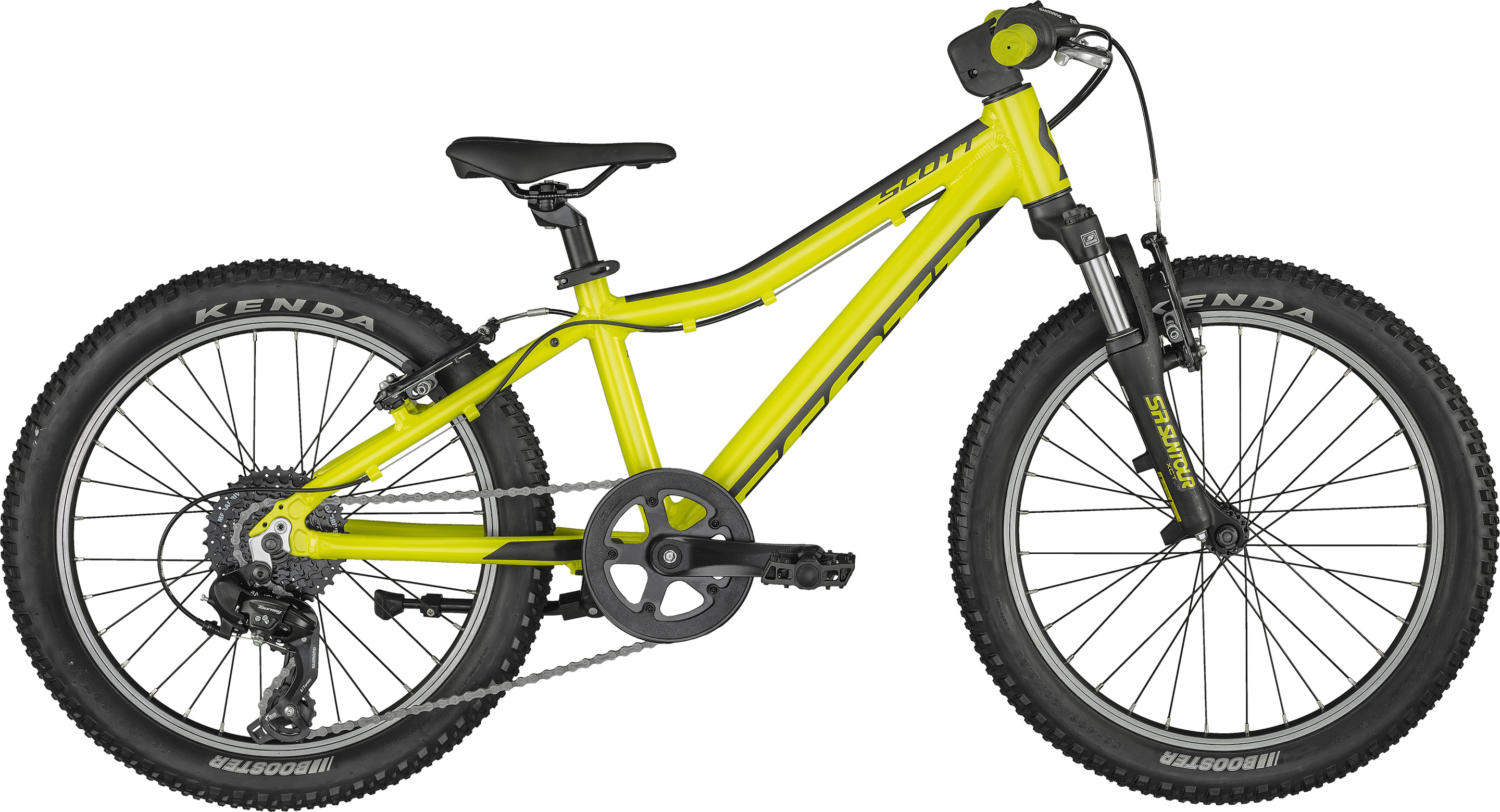 Scale 20 yellow | Culture Vélo