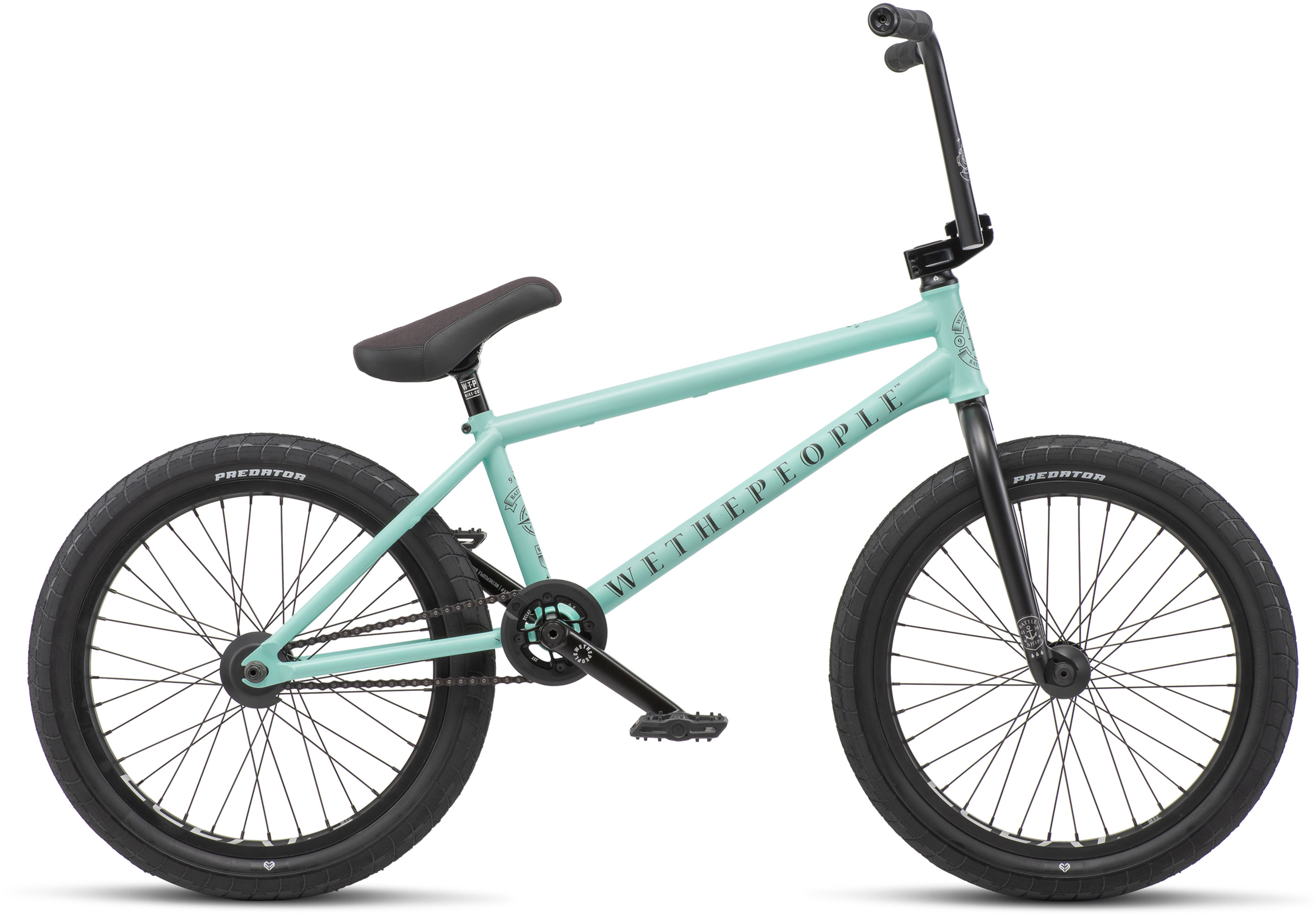 BATTLESHIP FREECO RSD 20.75'' MATT MINT GREEN | Bouticycle