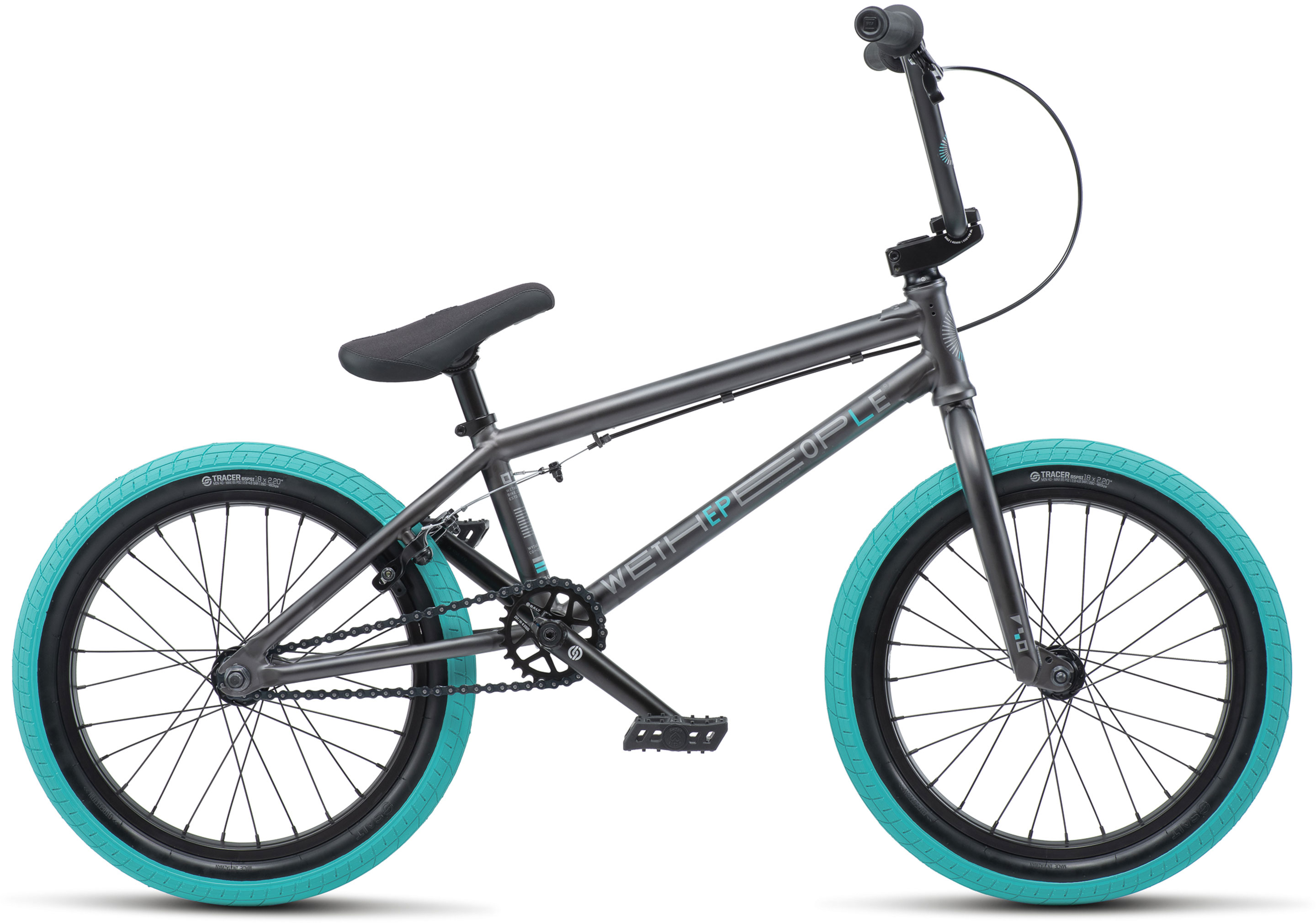 CRS 18 MATT ANTHRACITE GREY | Bouticycle